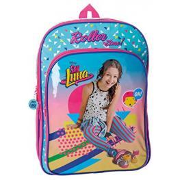 Soy Luna Roller Z  Mochila 40Cm.Adaptable 2Cremalleras 4852451