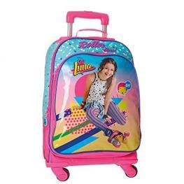 Soy Luna Roller Trolley-Mochila 4R 4852851
