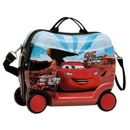 Cars Maleta Infantil Abs 4R. 4441051