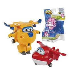 Superwings 4 Figuras Transformables