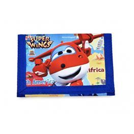 Super Wings Billetera Cartera Ref 94955