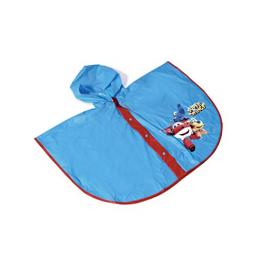 Super Wings Chubasquero Poncho Ref 94658