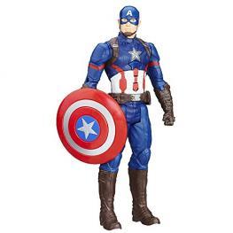 Capitan America Civil War Figura Titan Habla Efectos de Sonido Ref 86176