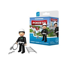 Pokeeto Chimney Sweep And Accessories Ref 30022