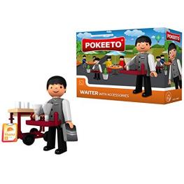 Pokeeto Waste Collector With Accessories 3+ Años  Ref 31015