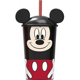 Mickey Vaso Con Pajita Ref 59040