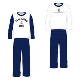 Real Madrid Pijama Algodon Tallas 2 Al 8 Años