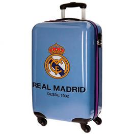 R.Madrid Trolley Abs 55Cm.One Club Azul M4921452