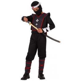 Disfraz de Ninja Niño Talla 7/9 Años Ref 06474
