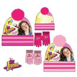 Soy Luna Gorro + Guantes