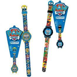 Paw Patrol Reloj Digital 3+ Años Surtido Ref 35592