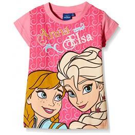 Frozen Camiseta Mc Talla 7
