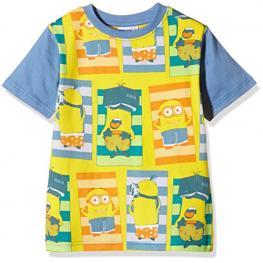Minions Camiseta Mc Talla 10