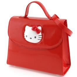 Hello Kitty Bolso Rojo Ref 17293Ks