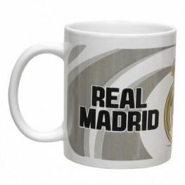 Real Madrid Taza Ceramica En Caja Ref Mg-32C-Rm