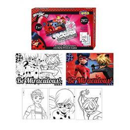 Ladybug Puzzle 24Pcs Ref 401506