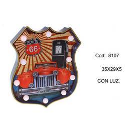 Cuadro Luz Coche Ref.008107