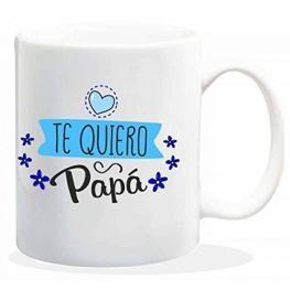 Taza Te Quiero Papa Ref Hl 001