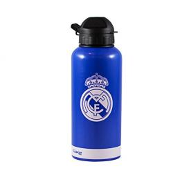 Real Madrid Botella Aluminio