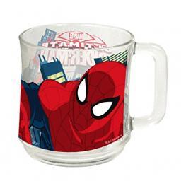 Spiderman Taza Cristal Ref 7408