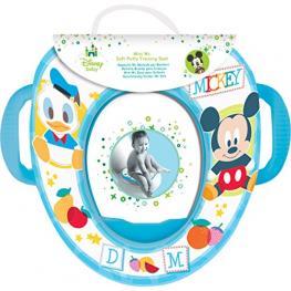Mickey Baby Azul Mini Wc C/asas Ref 30471