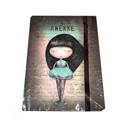 Anekke Notebook 12*17