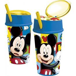 Mickey Vaso Snack 400Ml Ref 22001