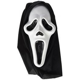 Ref,.5092 Mascara Scream Con Capucha