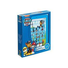 Paw Patrol Tableta Educativa Bilingue Español Ingles Chico