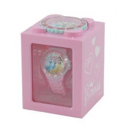 Reloj de Mano Princesa Color Rosa Ref Wd10492