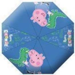 Peppa Pig Paraguas Automatico George