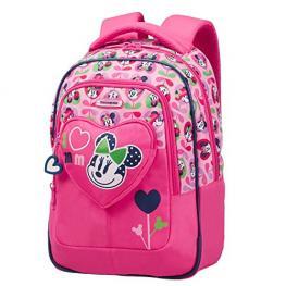 Disney Wonder Backpack S+ Junior Minnie Love Ref 17C*90024