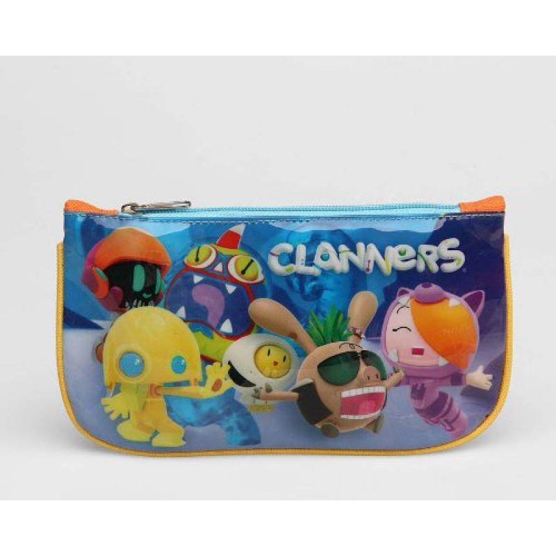 Portatodo Plano Clanners 22X11Cm