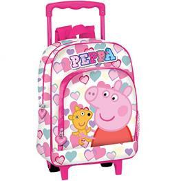 Peppa Mochila Carro Infantil Ref 40228