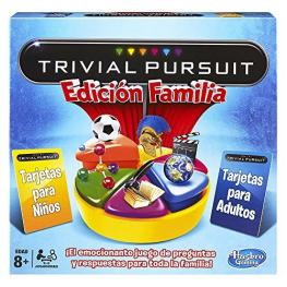 Trivial Pursuit Edicion Familiar Mb Parker