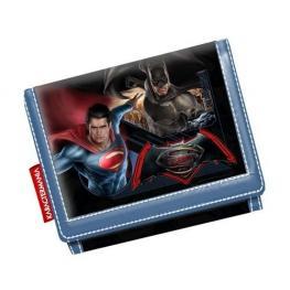 Bataman y Superman Billetera Velcro Ref 52897