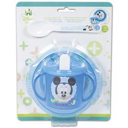 Mickey Set Micro Value 3 Piezas Baby Azul Ref 39848