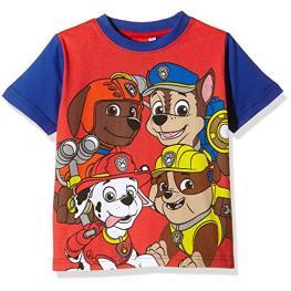 Paw Patrol Camiseta Mc Talla 5