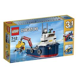 Lego Explrador Oceanico Ref 31045