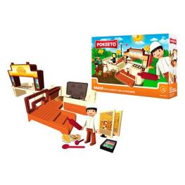 Pokeeto Baker Wih A Bakery And Accessories Ref 32119