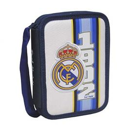 Real Madrid Plumier 2 Pisos Ref Ep-261-Rm