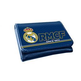 Real Madrid Billetera Clips Blue Ref 59810