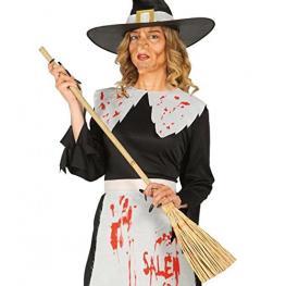 Halloween Escoba Bruja Ref 16676