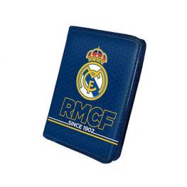 Real Madrid Billetera Hombre Blue Ref 59834