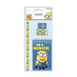 Minions Set de Papeleria Ref As8304