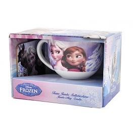 Frozen Set Tazon Ceramica+ Posavaso