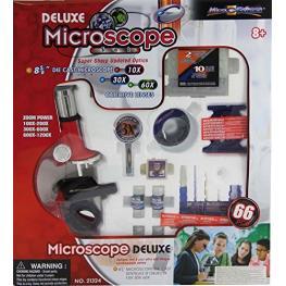 Microscopio Deluxe 66Pzas