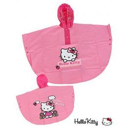 Hello Kitty Chubasquero Poncho Talla 2Y 8 Años  Ref Hk7832