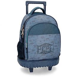 Pepe Jeans Mochila Compact 2 R Pjl Pierce Ref 6032961