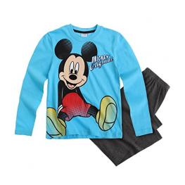 Mickey Conjunto Pijama Largo Talla 6/116
